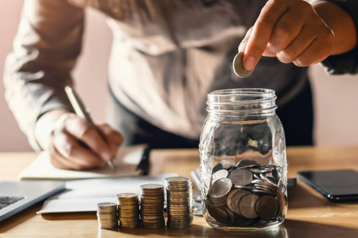 reserva para emergências financeiras